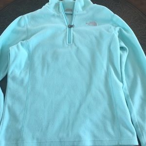 North Face Other - North Face girls half zip jacket size 10