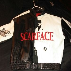 AFF Jackets & Blazers - Scarface leather jacket