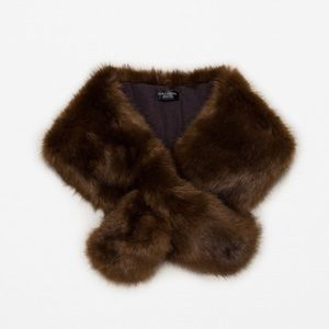 NEW with tags Zara Faux Fur Stole