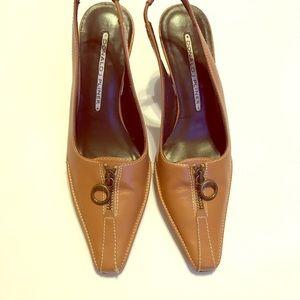 Donald J. Pliner Shoes - EUC Donald Pliner sling backs