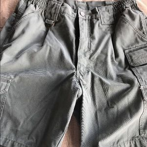 Propper Other - Propper public safety cargo shorts m zipper fly