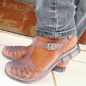 Melissa Shoes - Authentic Melissa 1979 Aranha Jelly Sandals