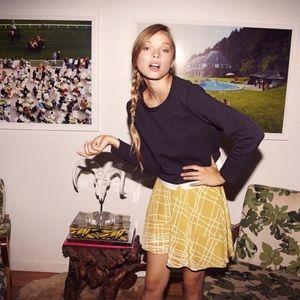 Anthropologie Dresses & Skirts - Mustard Skirt