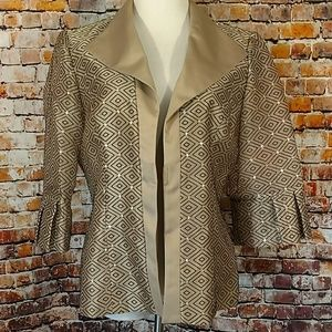 R&M Richards Jackets & Blazers - Sequin Dress Jacket 14