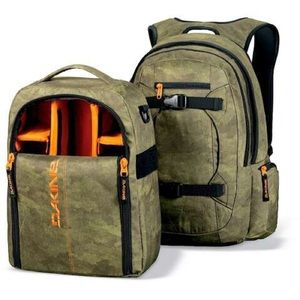 Dakine Handbags - DAKINE Mission Photo Backpack