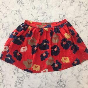 Poppy Skirt