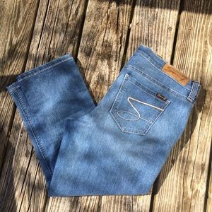7 For All Mankind Denim - 🎀Denim Event🎀 7 FAM Like New! Crop Jeans