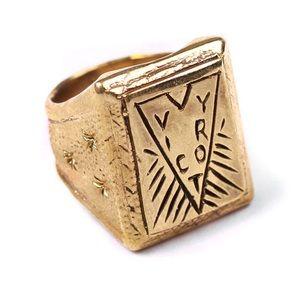 Lulu Frost Jewelry - Lulu Frost VICTORY Ring, Size 7