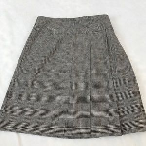 United Colors Of Benetton Dresses & Skirts - United Colors or Benetton Pleated Plaid Skirt