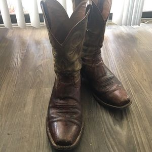 Ariat Other - ❌SOLD❌Men's Ariat Square toe boots