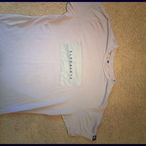 Alphalete  Other - Alphalete t-shirt. XL