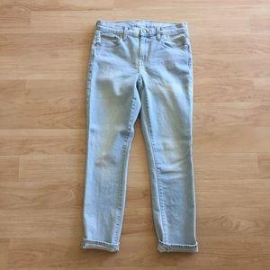 GAP Denim - Best Girlfriend Light Wash Jeans