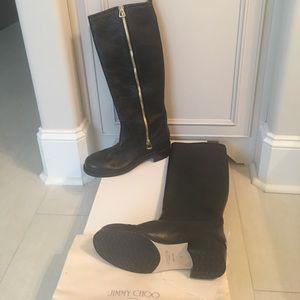 Jimmy Choo Shoes - Brand new jimmy choo Doreen boots