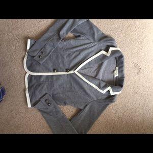 Aeropostale Jackets & Blazers - Gray blazer