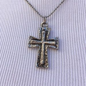Cookie Lee Jewelry - Cookie Lee Cross Necklace