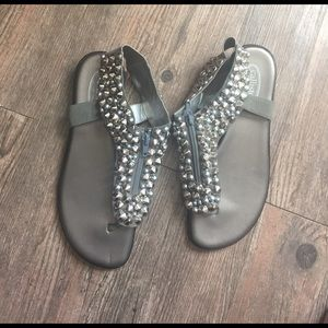Callisto Shoes - Callisto sandals size 10.