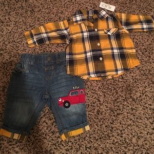 Children's Place Other - NWT 0/3 Month children's Place outfit
