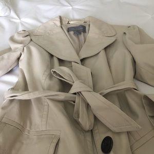 Gorgeous trench coat.