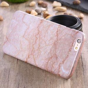 NWT marble print phone case