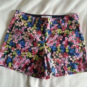 Boden Pants - FINAL SALE Boden Floral Shorts Size 6