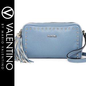 Mario Valentino Handbags - ⚡️FLASH SALE⚡️Valentino Mila Leather Crossbody Bag