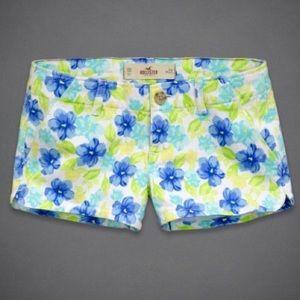 Hollister Pants - Floral Hollister Shorts