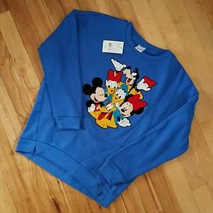 Mickey & Pals Sweater