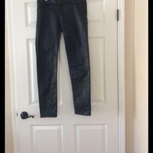 Mavi Denim - Mavi wax Adriana skinny jeans