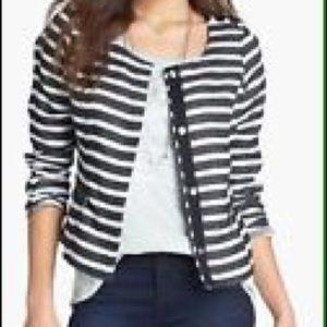 Stoosh Jackets & Blazers - Black & White blazer/Price Drop