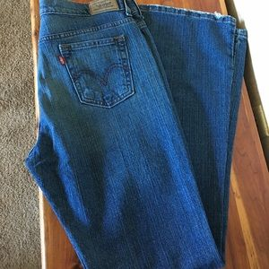 Vintage Levi's 515 boot cut jeans