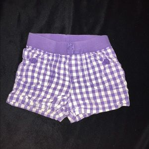 Children's Place Other - Gingham shorts