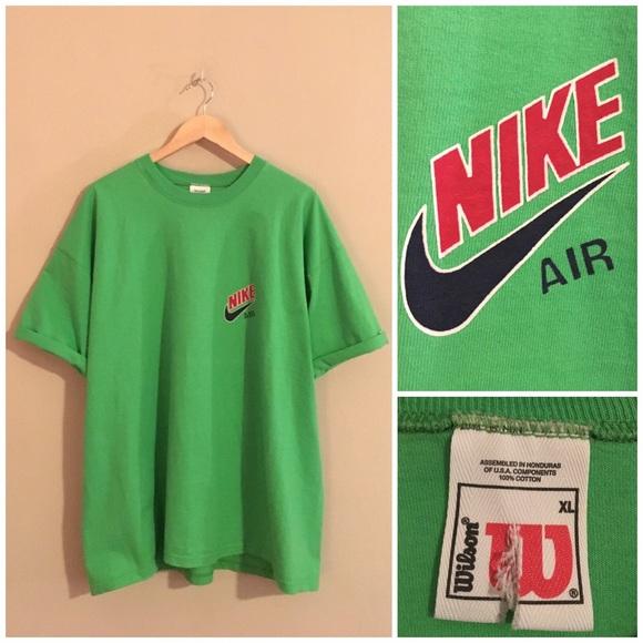 nike t shirt 90s