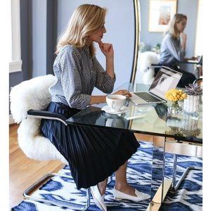 Karl Lagerfeld Dresses & Skirts - KARL LAGERFELD, Black Skirt