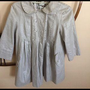 Kenzie jacket silver