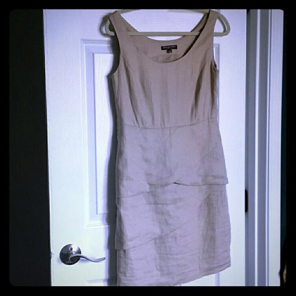 0a404d2c1b Adrienne Vittadini Dresses   Skirts - Adrienne Vittadini 100% linen dress