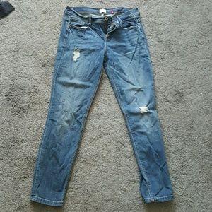 sneak peek Denim - Sneak Peek Boyfriend Jeans