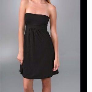 Susana Monaco Dresses & Skirts - Susana Monaco Pocket Tube Dress in Brown