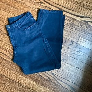Loro Piana Other - Loro Piana Men's Jeans Dark Blue Sz 33