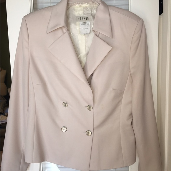 louis feraud Jackets & Blazers - Feraud suit jacket