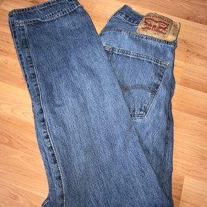 Levi's Other - Levi's 501 men's jeans