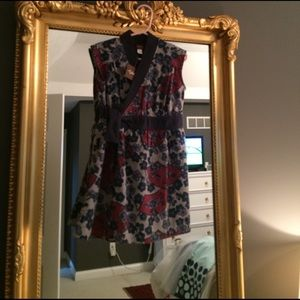 Tea Collection Other - NWT! Tea brand wrap style dress. Size 5.