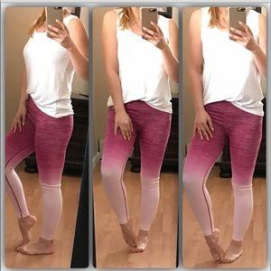 Pants - Last🆕🌸Pink/Rose ombré bottoms🌸