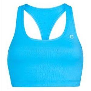 LORNA JANE cropped workout top