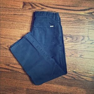 Loro Piana Other - Loro Piana Men's Jeans Dark Blue Sz 33 Retail $595