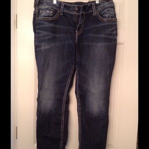 Silver Jeans Denim - Brand New Silver Jeans