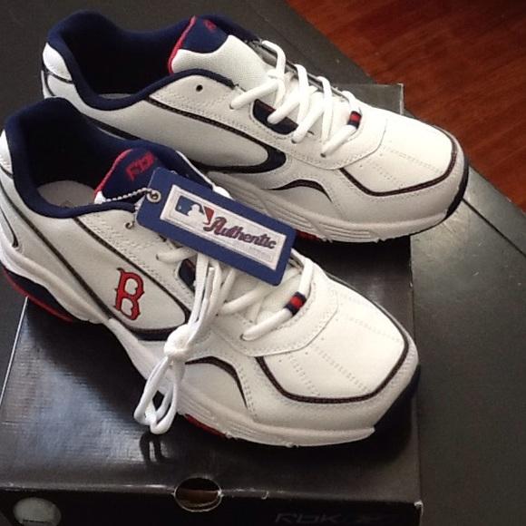 NIB Boston Red Sox Shoes NWT
