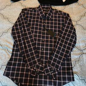Zachary Prell Other - Zachary Prell Dark Purple Shirt a