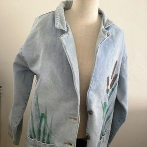 Sunbelt Jackets & Blazers - Women's Sun Belt Denim Jacket