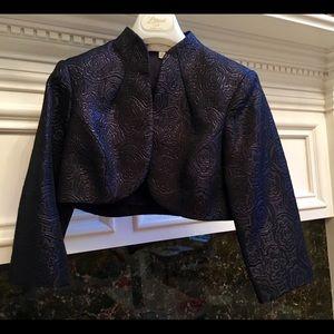 Badgley Mischka Jackets & Blazers - Badgley Mischka Bolero Jacket