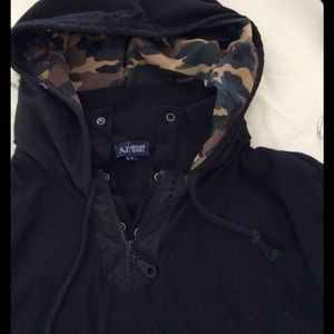 Armani Jeans Other - Armani hoody new